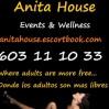 Anita House Events & Wellness Marbella logo